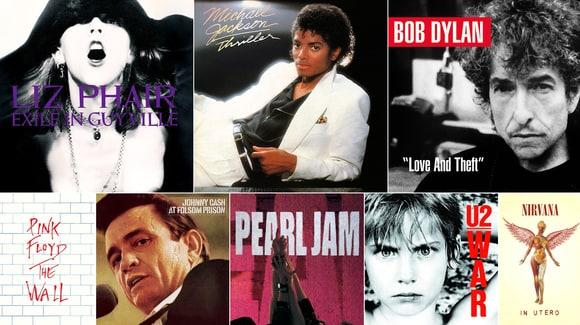Top 500 Albums